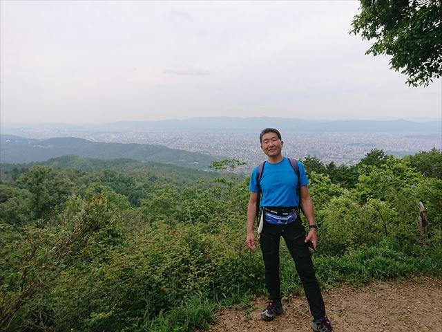 大文字山山頂